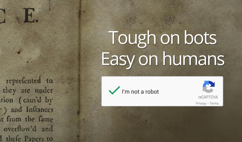 Google reCAPTCHA in Go Language