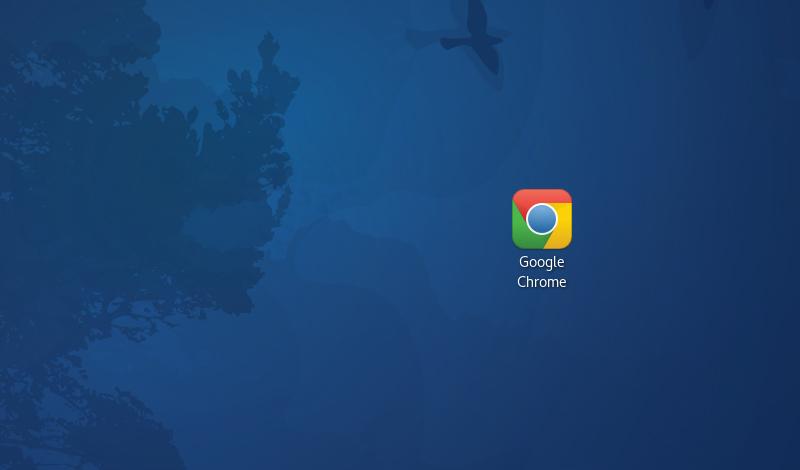 Google Chrome in Kali or Debian